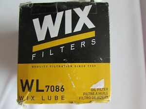 Wix WL7086 Oil Filter Spin On Fits Peugeot 205 206 208 1.1 1.2 1.4 Petrol