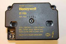 Hochfrequenzzündeinrichtung Satronic/Honeywell ZT 930 Anschlu�Ÿ 4mm ohne Kabel