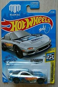 2019 Hot Wheels ZAMAC #11 1995 MAZDA RX-7 Walmart Exclusive HW Speed Graphics 95