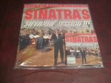 Sinatra's Swingin' Session!!! And More by Frank Sinatra (Vinyl, Dec-2012, Mobile Fidelity Sound Lab)