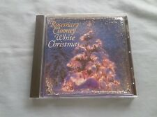 White Christmas by Rosemary Clooney (CD, Aug-1996, Concord) - GLITTER CASE