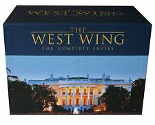 THE WEST WING COMPLETE SERIES COLLECTION 1-7 DVD BOX SET 44 DISCS R4 NEW&SEALED
