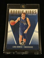 2018-19 DONRUSS LUKA DONCIC GOLD PRESS PROOF ROOKIE KINGS RC SP! 🔥
