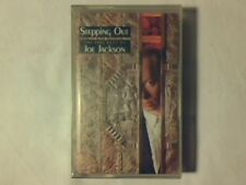 JOE JACKSON Stepping out - The very best of mc cassette k7 SIGILLATA SEALED!!
