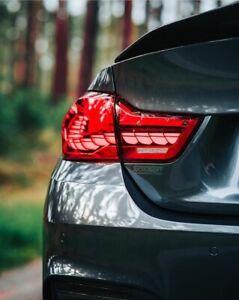 GTS/CS OLED STYLE REAR TAIL LIGHTS For BMW 4 Series F32 F33 F36 M4 F82
