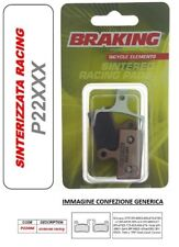 BRAKING PASTIGLIE FRENO SINTERIZZATA RACING MTB RACE Shimano XTR BR-M966