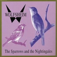 Wolfsheim Sparrows and the nightingales (1991) [Maxi-CD]