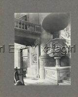 Stanford University Memorial Church Palo Alto, Antique 1904 Photogravure Print 1