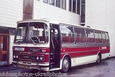 Leicester City Transport KAY10N 6x4 Bus Photo