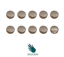 Neodymium Magnets 3 mm x 1 mm  - Spellcrow