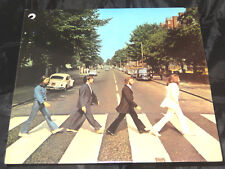 Beatles ‎Abbey Road Sealed Vinyl Record Lp Version #2 Cover USA 1969 Promo Apple