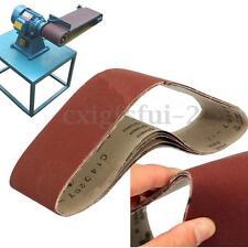 6 Pcs 4'' x 36''/915 X100mm 400 Grit Premium Sanding Belts Metal Working Sanders