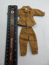 Heidi Ott Dollhouse Miniature 1:12 Scale Male Men's Outfit  Blazer  #XZ973-TAN