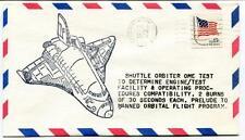 1979 Shuttle Orbiter Ome Test Engine Orbital Flight Program White Sands Missile