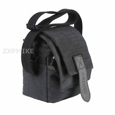 Small Holster Shoulder Camera Case Bag For Canon PowerShot G1X SX50HS SX510 HS