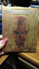 Terminator 2: Judgment Day (Blu-ray Disc, 2013, SteelBook)