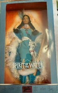 Mattel Limited Edition Spirit of the Water Barbie Doll (2002) Factory Sealed