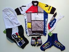 LA VIE CLAIRE Team Cycling Set Road Bike Jersey Bib Shorts Gloves New size 3XL