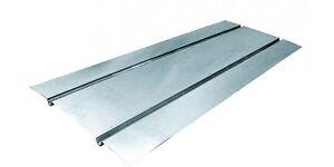 Underfloor Heating Spreader plate Aluminium 1000x390mm Special Offer
