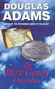 The Dirk Gently Omnibus by Douglas Adams 9780434009190   Brand New