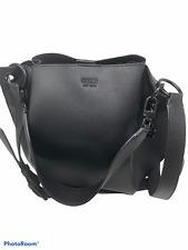 Guess Black Multi Digital Hobo crossbody handbag purse large