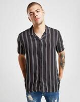 New STATUS Men's Vegas Stripe Short Sleeve Shirt