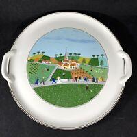 Villeroy /& Boch Design Naif round vegetable bowl 9 inch