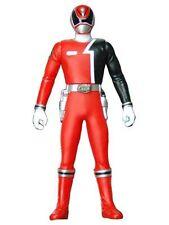 Power Rangers Sentai Hero Vinyl Figure SPD Space Patrol Delta Dekaranger Red