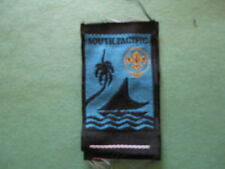 BOY SCOUTS OF SOUTH PACIFIC - MEMBERSHIP PATCH