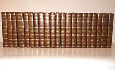 SARPI Fra-Paolo : Opere + Storia Concilio Tridentino 1789  Bella Legatura  21 V.