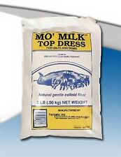 Tech Mix Mo' Milk Top Dress Ground Psyllium Husks & Seeds Gilts Sows 2lbs.