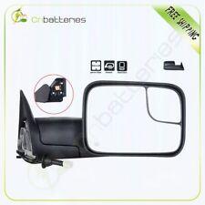Passenger RH Power Heated Tow Mirror FlipUp 98-01 Dodge RAM 1500 98-02 2500 3500
