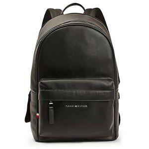 Tommy Hilfiger Backpack - Elevated Backpack - Black - AM0AM06697
