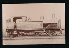 Railway L&Y loco #111 at Newton Heath Manchester c1900/10s? RP PPC