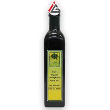 Steirer Gold - Pure Styrian Pumpkin Seed Oil - 500 ml