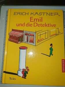 Emil und die Detektive von Kästner, Erich