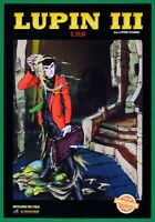 Cartel Lupin III Ryuhei Kitamura Anime Manga Manifesto 3 Toei Miyazaki E13