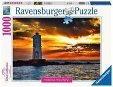 Ravensburger Faro di Mangiabarche 1000 Pezzi Puzzle (16195)