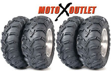 Itp Mud Lite 25x8-12 25x10-12 Atv Tires Set of 4 Mudlite 25x8x12 25x10x12 6 Ply