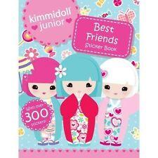 Mejores Amigos Libro de pegatinas (Kimmidoll junior), Kimmidoll junior,, nuevo libro
