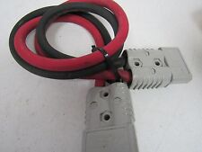 """ANDERSON POWER PRODUCTS 175A  600V CONNECTORS/1/0 50MM2 40"""" WELDING CABLE"""