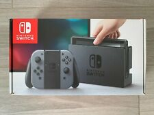 New ListingNintendo Switch 32Gb Gray Console (with Gray Joy-Cons) + 128 Gb Memory Card