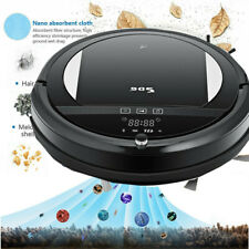 2020 Sdg Smart Robot Vacuum Cleaner Auto Cleaning Microfiber Mop Floor Sweeper
