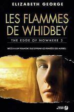 Les Flammes de Whidbey (Saratoga) by Elizabeth George (2015, Paperback)