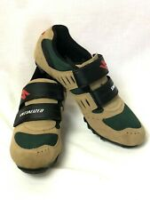 Specialized Sport Biking Shoes Men's Size 11.5 US Suede  610-1245