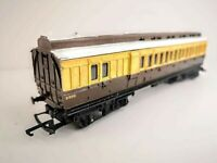 OO Gauge Hornby GWR Clerestory 3rd Brake Coach 2316