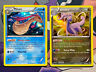 Pokemon XY Flashfire lot Milotic Holo 23/106 + Goodra Holo 74/106  NM