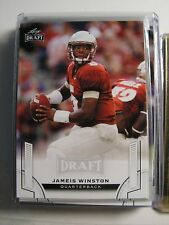 Jameis Winston 2015 Leaf Draft Rookie Card Tampa Bay Buccaneers NFL FOOTBALL 85