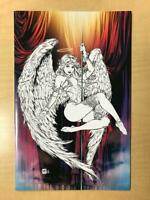 Penny For Your Soul #4 Angel After Hours Pencil & Ink Variant Cover Mike Krome