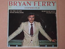 """BRYAN FERRY -The Price Of Love- 7"""" EP 45"""